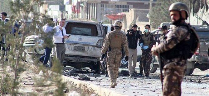 Afganistan'da Taliban Saldırısında 5 Korucu Öldü
