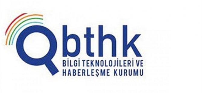 BTHK deniz telsizleri yenileme işlemlerinin artık kurumun internet sayfasından yapılabileceğini duyurdu
