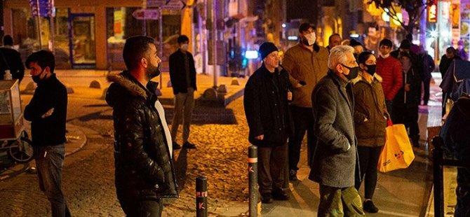 Türkiye'de 10 Nisan gecesi sokağa çıkanlar en çok hangi ürünleri aldı?