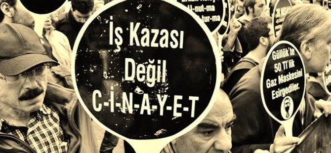 Türkiye'de salgının ilk bir ayında Covid-19 kaynaklı 52 iş cinayeti işlendi!