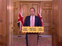 İngiltere Sağlık Bakanı Matt Hancock Müslümanlara teşekkür etti