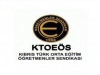 KTOEÖS'ten İki Toplum Liderine Açık Mektup