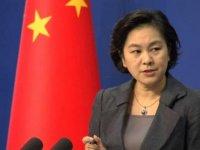 Çin: DSÖ'yle her zaman işbirliği yapmaya hazırız