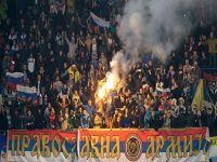 Karadağ - Rusya Maçı Olaylı Bitti!