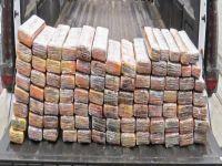 Kıbrıs'ta Dev Operasyon! 100 Kilo Kokain!