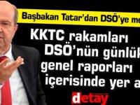 KKTC rakamları  DSÖ'nün günlük ve genel raporları  içerisinde yer alsın