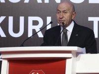TFF Başkanı Özdemir: Pandemi döneminde 'Futbol oynanamaz' deniliyordu ama biz iyi oynadık