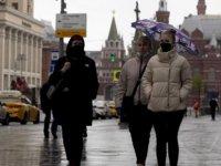 Rusya'da Covid-19 vaka sayısı 350 bini aştı