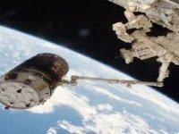 """Japon Uzay Mekiği """"Kounotori"""" Son Görevi İçin Uluslararası Uzay İstasyonu'na Fırlatıldı"""