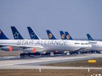 Lufthansa 9 milyar euroluk yardım paketini görüştüğünü doğruladı
