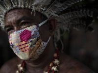 Covid-19 Amazon yerlilerini tehdit ediyor: 'Soykırım olmasından korkuyoruz'