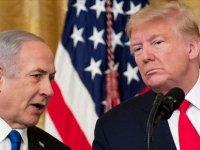 Netanyahu'dan Filistin Yönetimi'ne Trump'ın planı çerçevesinde müzakere çağrısı