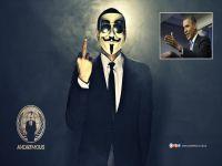 """Obama'ya Anonymous'tan mesaj: """"Bizim gördüğümüzü sen de görüyor musun?"""""""