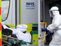 İngiltere Sağlık Bakanlığı: 351 kişi daha koronavirüsten öldü