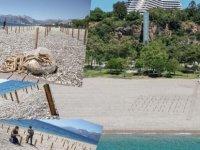 Uzmanlar virüsün etkisi konusunda uyarıyor; Antalya'da plajlar hazırlanıyor!