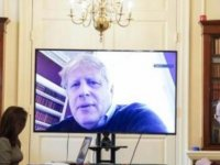 """İngiltere Başbakanı Johnson: """"Ülkemizde vakalar artışta, gevşeme ertelendi"""""""