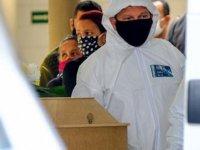 Brezilya'da Kovid-19 Nedeniyle Son 24 Saatte 807 Kişi Hayatını Kaybetti