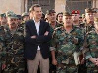 Washington Post: 'Esad Suriye'deki dokuz yıllık savaştan bu yana en zorlu dönemini yaşıyor'