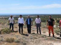 Tarım Bakanı Oğuz, YHK ekipleri ve yangın kule gözcüleri ile biraraya geldi
