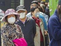 Güney Kore'de Son 24 Saatte 40, Çin'de 1 Yeni Kovid-19 Vakası Tespit Edildi