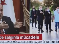 """Tatar NTV'de: """"Ada ekonomisinde tecrid çok uzun süremez"""""""
