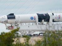 İlk astronotlu SpaceX roketi fırlatılıyor: Yeni bir uzay çağı için milat olabilir