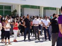 Levent Kolej'de veliler isyan etti!