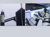 Spacex'in İlk İnsanlı Uzay Mekiği Denemesi Hava Koşulları Nedeniyle Ertelendi