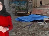 Türkiye'de sokak ortasında kadın cinayeti daha