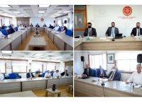 Borç İlişkilerinde Uygulanacak Kuralları Düzenleyen Yasa Önerisini Görüşmek Üzere Oluşturulan Geçici Komite toplandı