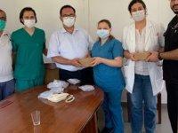 Tabipler Odası Hastaneye 2 Adet Kapnografi Cihazı Bağışladı