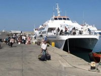 Girne'den Taşucu'na üç deniz otobüsü seferi düzenlenecek