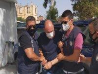 Serdarlı'daki 3 yangına sebep olan Billuroğlu cezaevine gönderildi