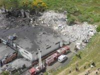 İstanbul'da tekstil fabrikasında patlama: İki işçi hayatını kaybetti
