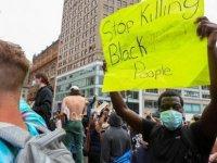 ABD'de polis şiddeti protestoları yayılıyor, Trump halkı tehdit etti