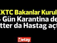"""#KıbrısRezaleti Twitter'da """"Top Trend"""" oldu"""