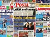 Hürriyet, Milliyet ve Posta artık basılmayacak iddiası yalanlandı