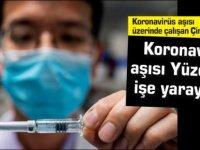 Koronavirüs aşısı üzerinde çalışan Çinli firma: Yüzde 99 işe yarayacak