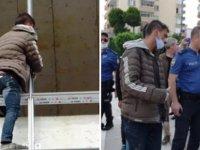 500 lirayla intihardan vazgeçti, 3 bin 150 liralık ceza yedi