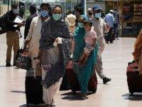 Pakistan'da Kovid-19 Vaka Sayısı 70 Bini Geçti