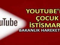 YouTube'da çocuk istismarı!