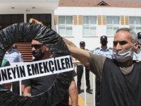 Güneyde Çalışanlardan Meclis'e Siyah Çelenk