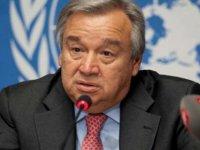 BM Genel Sekreteri Guterres'ten ABD'li yetkililere protestolara müdahalede itidal çağrısı