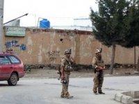 Kabil'de Camide Bombalı Saldırı