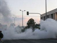 Yunanistan'da George Floyd İçin Düzenlenen Gösteride Çatışma Çıktı