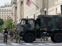 Pentagon geri adım attı.Askerleri washıngton'dan çekmiyorlar