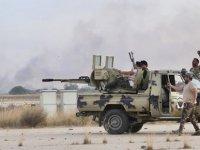 Libya Ordusu, Başkentin Ayn Zara Ve Vadi Er-Rebi Bölgelerinde Kontrolü Sağladı
