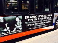 """ABD'de """"İslam karşıtlığı"""" reklamları yayınlacak"""