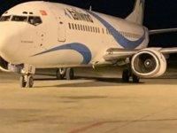 İngiltere'den 155 Yolcu ve 6 Cenaze Taşıyan Uçak Ercan'a İndi