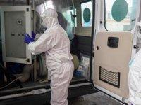 Ekvador ve Kolombiya'da COVID-19'dan ölümler artıyor